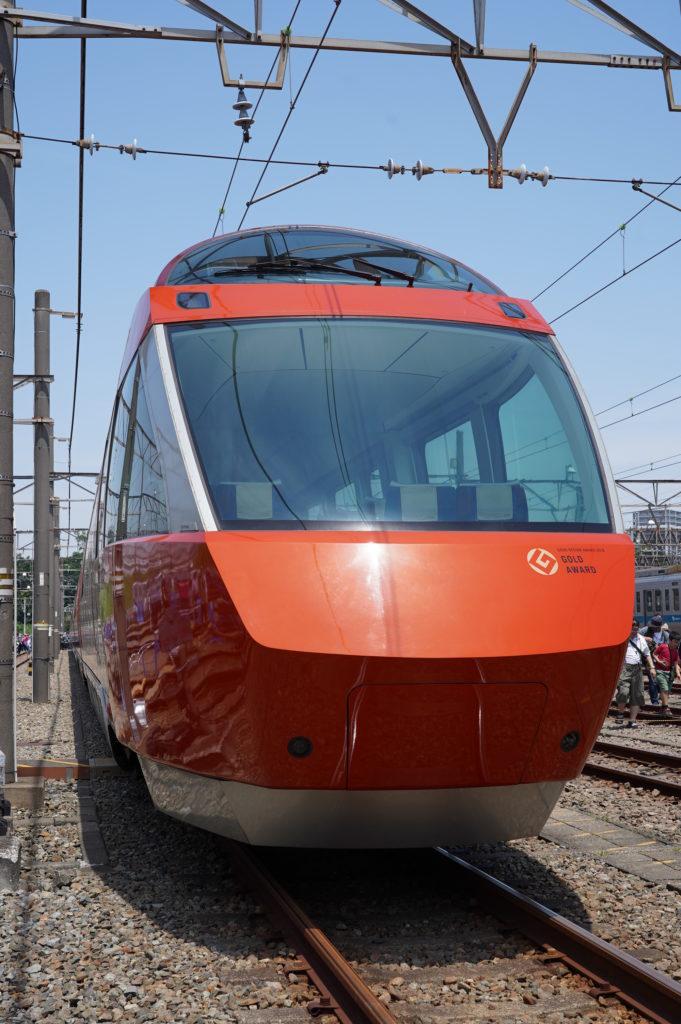 小田急70000形GSE