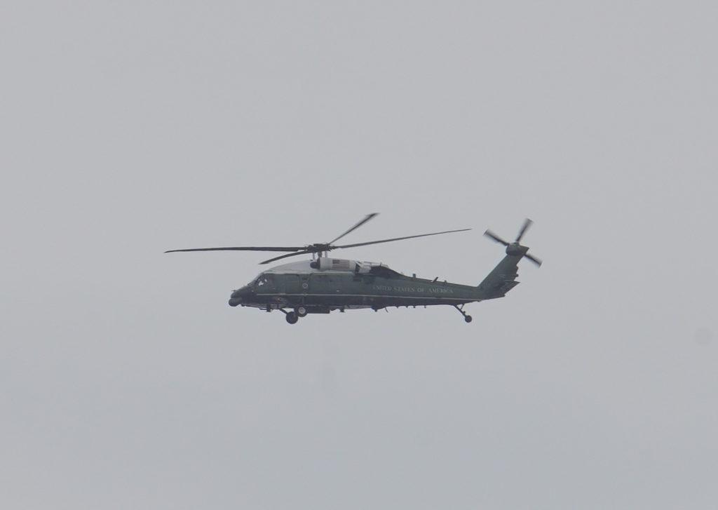 VH-60N マリーン・ワン