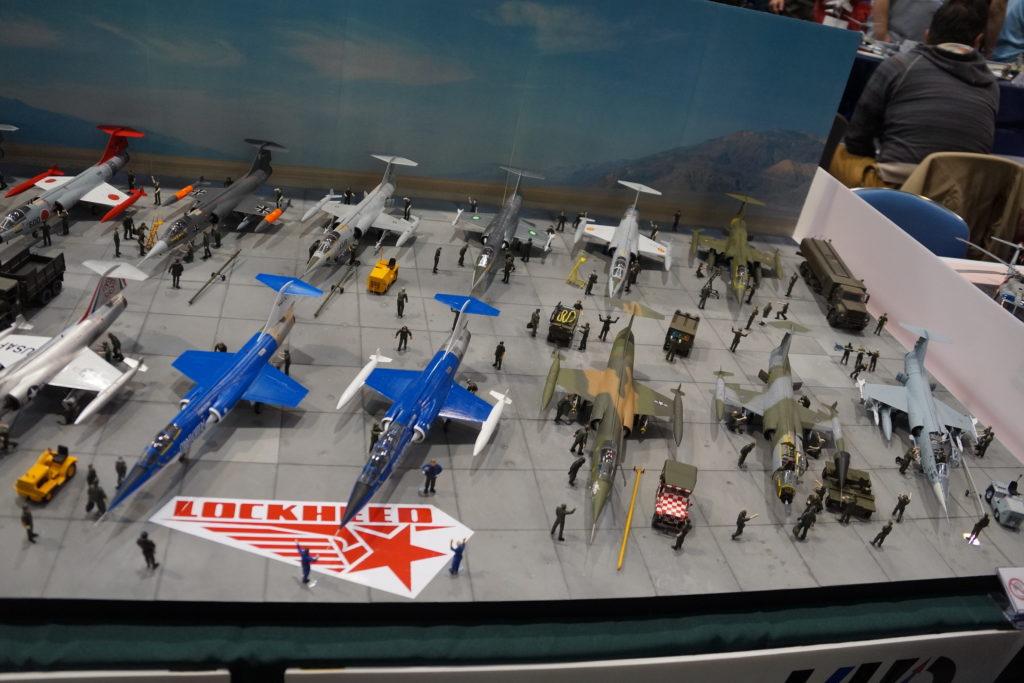 モデラーズコーナー F-104スターファイター