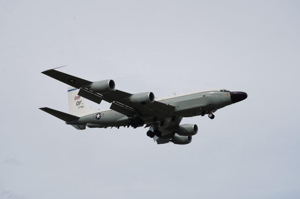 RC-135V 63-9792