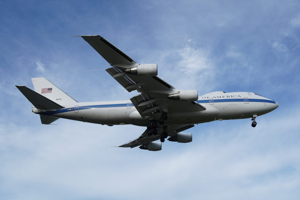 E-4B 73-1676